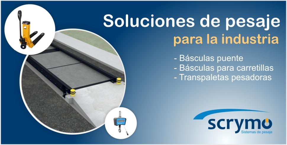Básculas industriales en Canarias